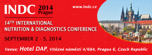 International Nutrition and Diagnostics Conference 2014 INDC