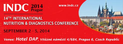 International Nutrition and Diagnostics Conference 2014 INDC