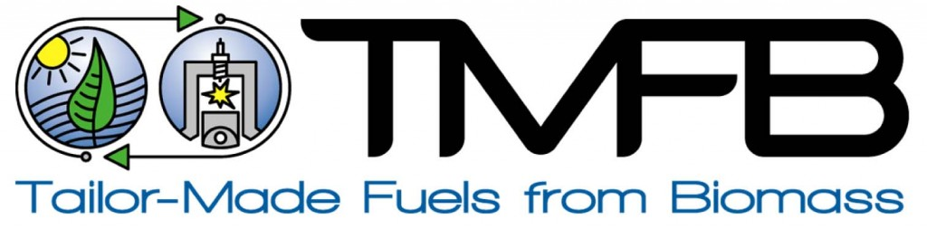 'Tailor-Made Fuels from Biomass' 2013 logo