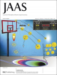 JAAS 2012, Issue 1 inside front cover