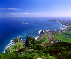 South of Jeju Island