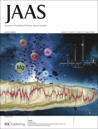 JAAS, 2012, Issue 5, inside front cover