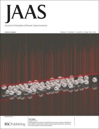 JAAS, 2012, Issue 7, inside front cover