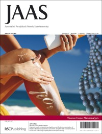 JAAS, 2012, Issue 7, front cover