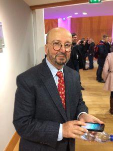 Professor Akbar Montaser