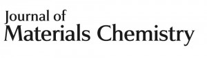 Journal of Materials Chemistrry logo