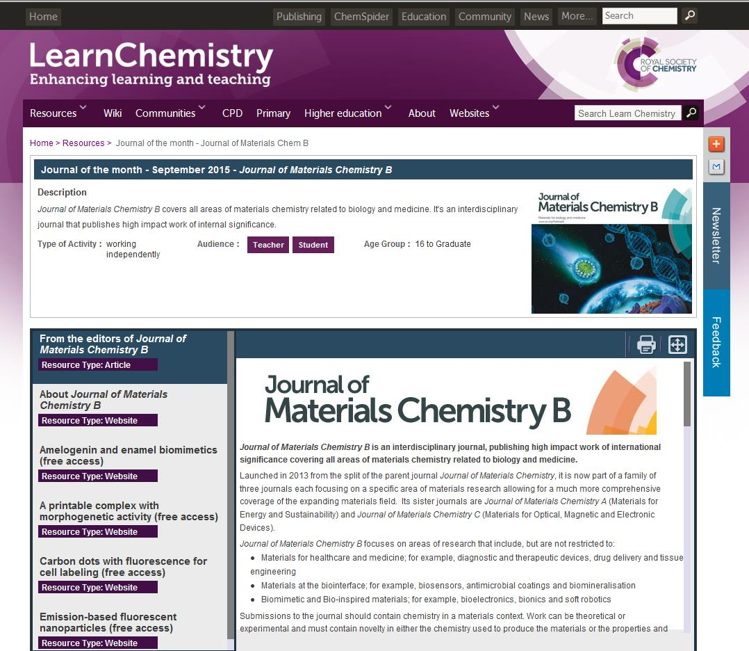 Chemistry buy high quality articles