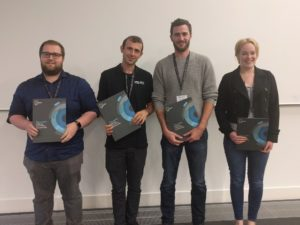 Poster prize winners