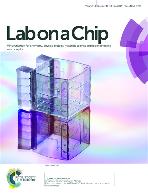 Microfluidic valves and pumps for all – Lab on a Chip Blog