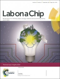 Lab on a Chip Issue 17