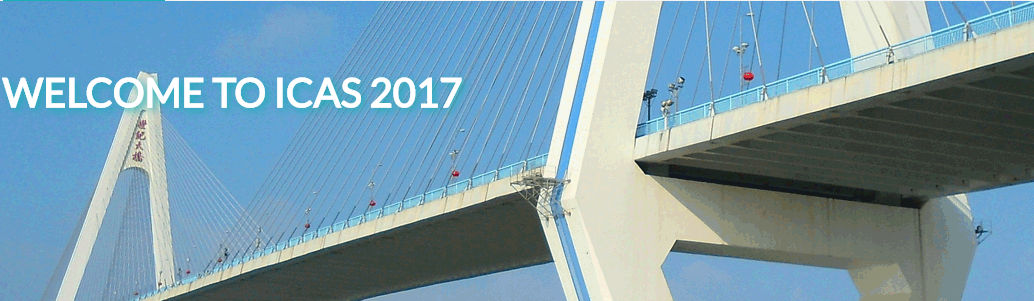 ICAS 2017 – International Congress on Analytical Sciences