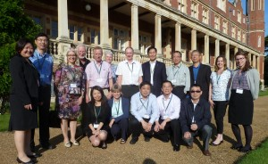 Kinase 2014 Chinese Pharmaceutical Association delegation