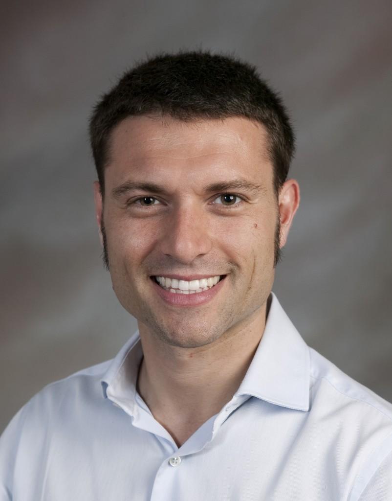 Dr Alessio Ciulli winner of the 2016 MedChemComm Emerging Investigator Lectureship