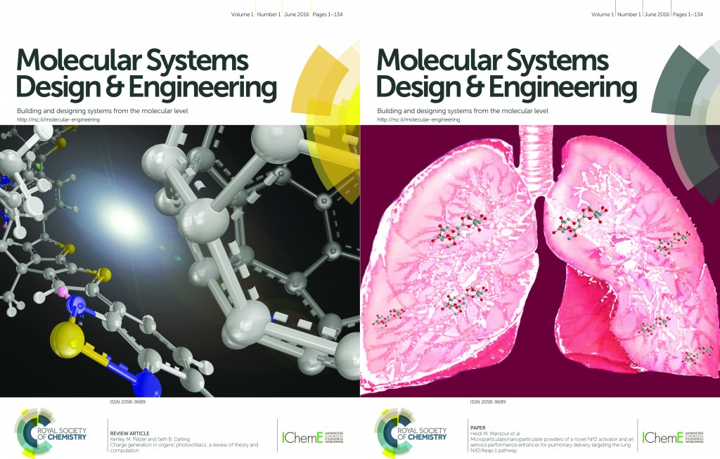 Royal Society Of Chemistry Molecular Systems Design And Engineering