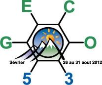 53ème Groupe d'Etudes de Chimie Organique logo