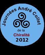 Journées André Collet de la Chiralité logo