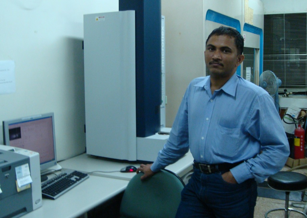 Dr Suresh Kumar Kailasa