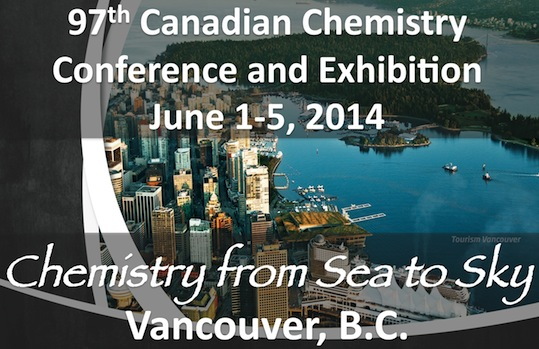 97th Canadian Chemistry Conference and Exhibition Logo