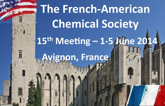 15th French-American Chemical Society Meeting Logo