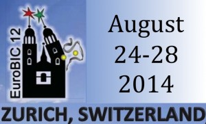 12th European Biological Inorganic Chemistry Conference Logo