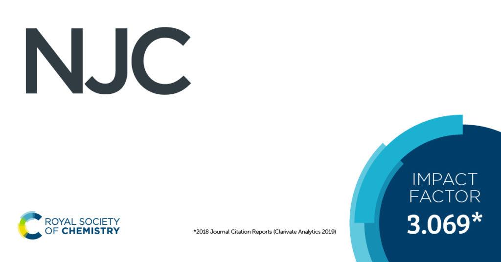 New Journal of Chemistry, NJC, Royal Society of Chemistry