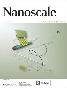 Nanoscale Issue 12_ifc
