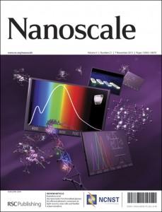Nanoscale 21 Outside Front Cover