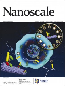 Nanoscale Issue 22 Inside Front Cover