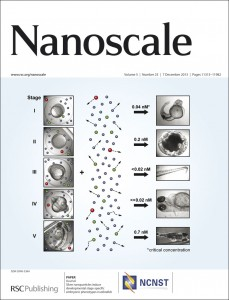 Nanoscale Issue 23 Inside front cover