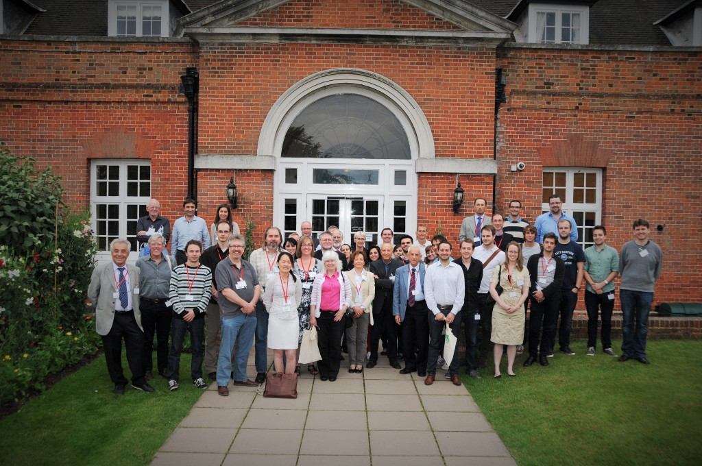 14th Anglo-Italian Meeting on Heterocyclic Chemistry conference photo 2014