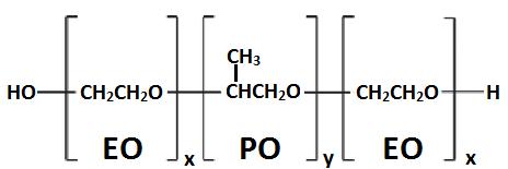 Pluronic block copolymers