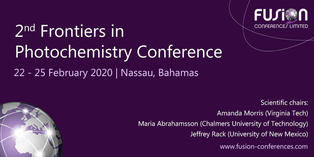 2nd Frontiers in Photochemistry Conference,