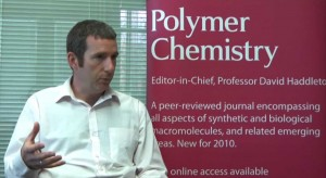 Neil Cameron talks to Polymer Chemistry