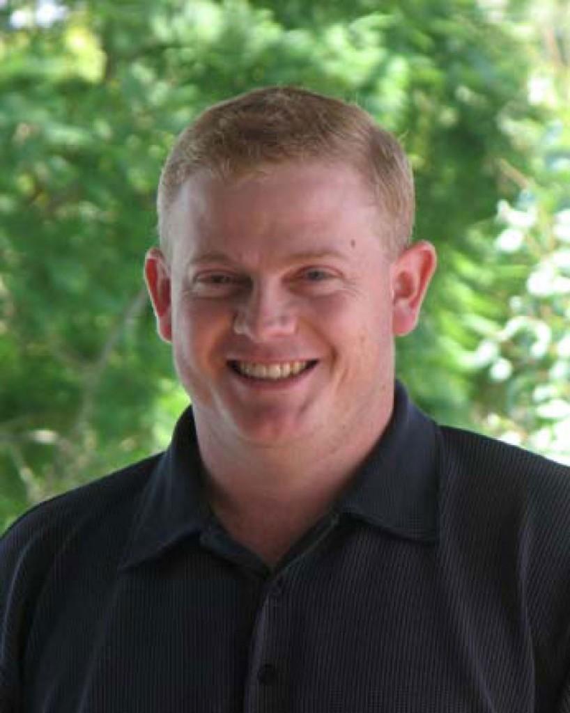 Photograph of Kristofer Thurecht