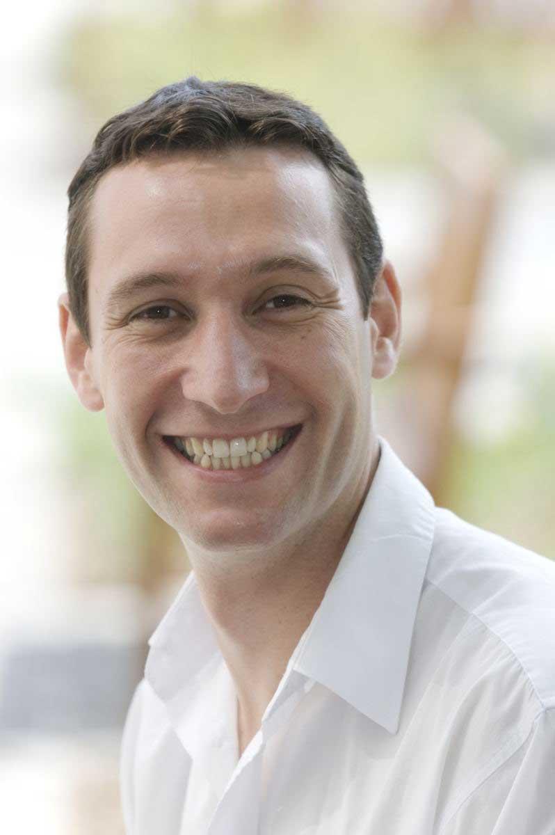 Professor Sébastien Perrier