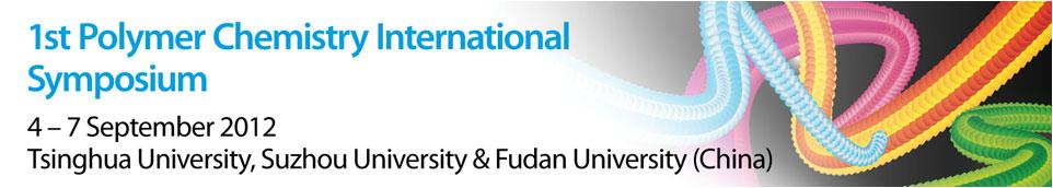 1st Polymer Chemistry International Symposium