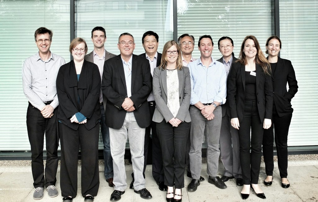 Polymer Chemistry Editorial Board at The Polymer Club meeting