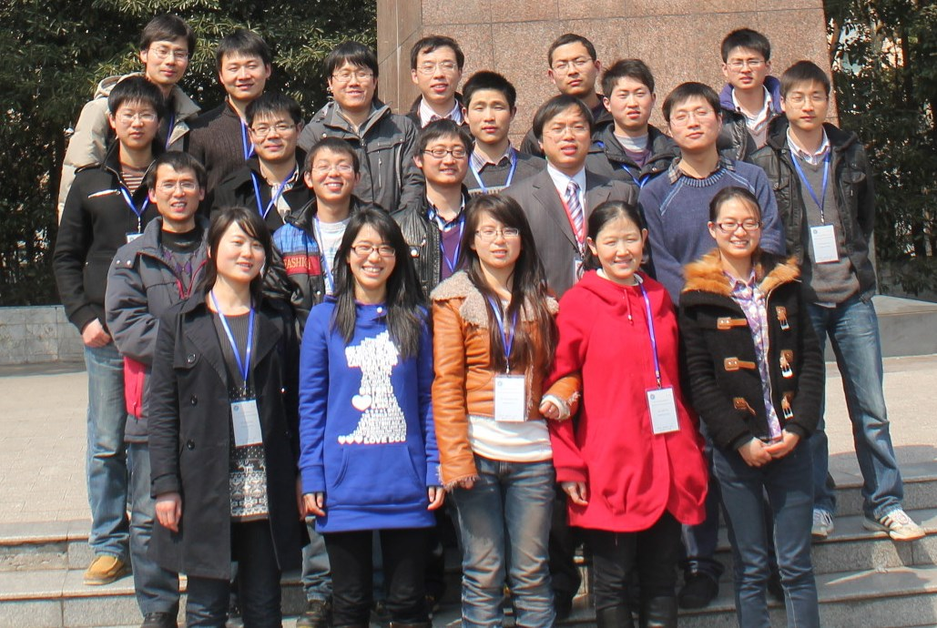 Feihe Huang's group