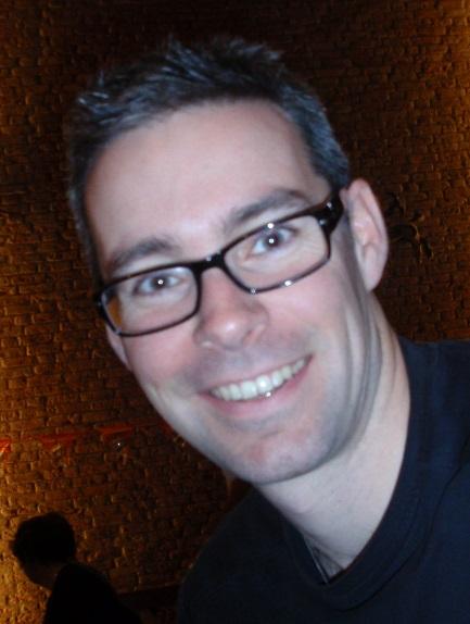 Richard Hoogenbloom 2015 Polymer Chemistry Lectureship winner
