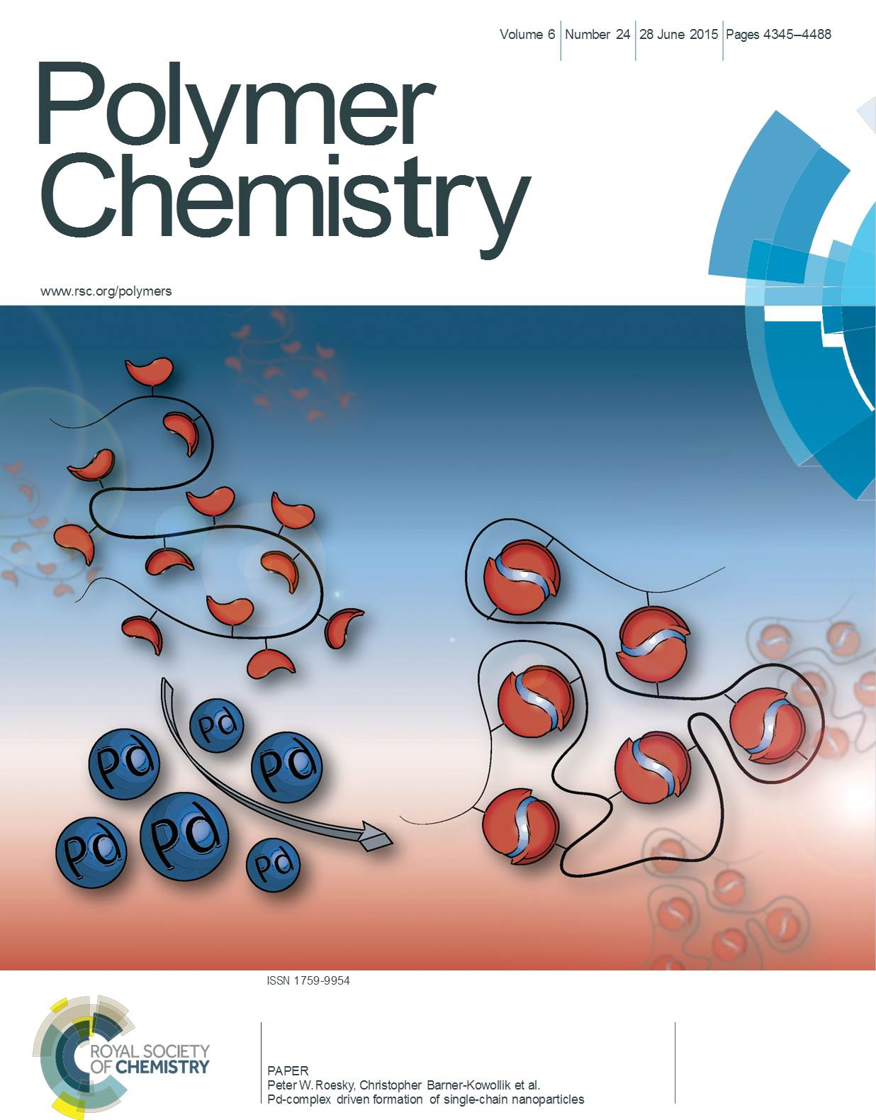 Editorial Board's top picks from Polymer Chemistry