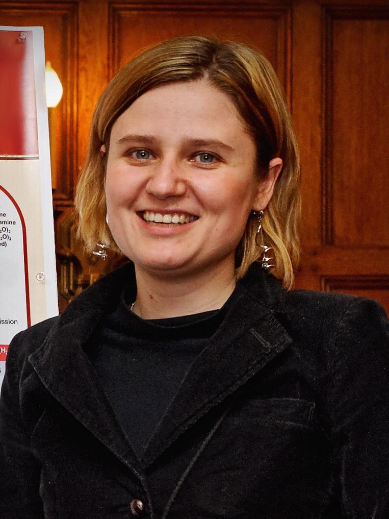 Meet Professor Natalia Shustova – Materials Chemistry Frontiers Blog