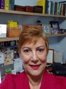 Angela Meireles. RSC Advances Associate Editor RSC