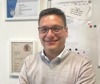 Andrea Pucci, RSC Advances Associate Editor Royal Society of Chemistry