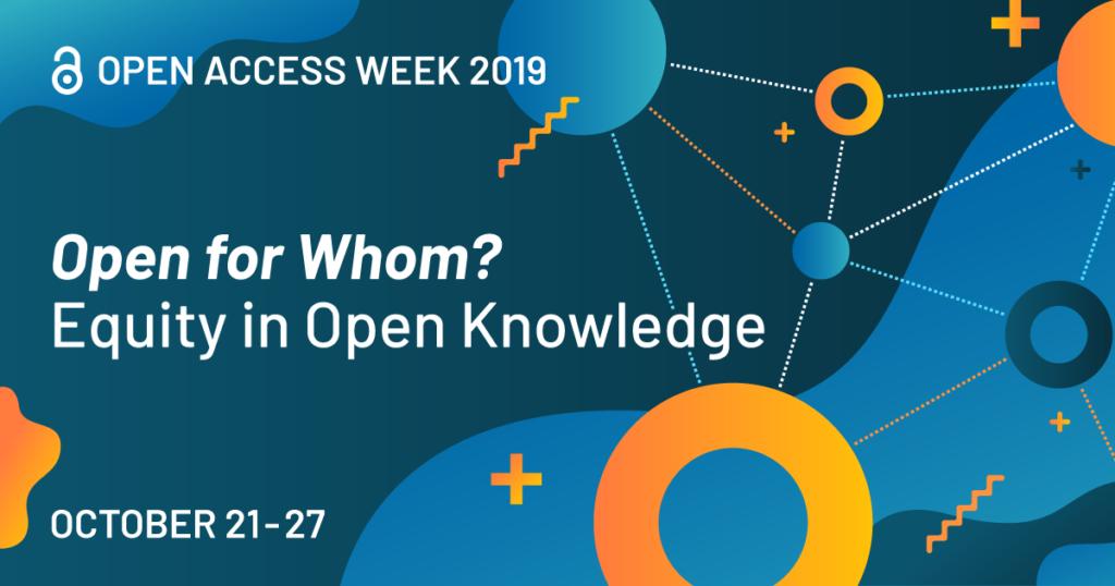 International Open Access Week 2019