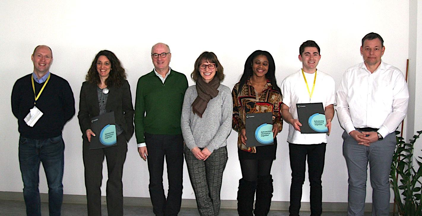 Amine Biocatalysis 4.0 Poster prize winners
