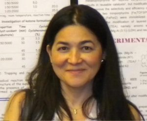 Shirley Nakagaki RSC Advances Editorial Board
