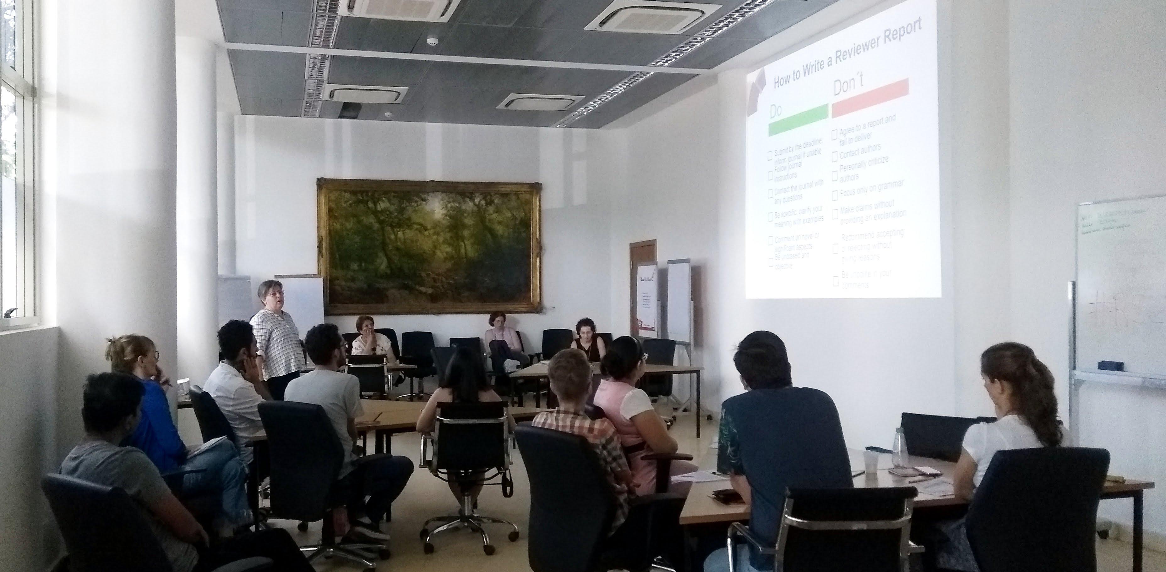 presentation, publishing