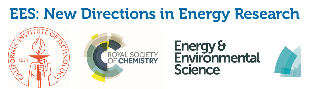 EES, New Directions in Energy Research, RSC, Royal Society of Chemistry, Symposium, Caltech
