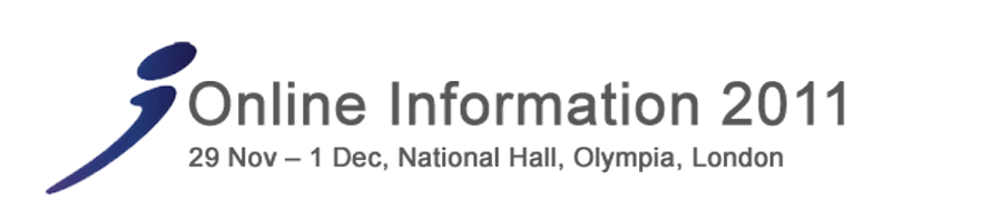 Online Information 2011, London, UK