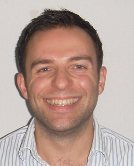 Richard Blount, Journal Sales Executive, UK & Northern Europe